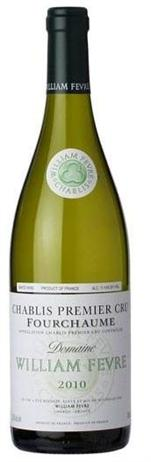 William Fevre Chablis Premier Cru Fourchaume